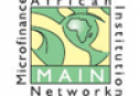 microfinance african institution network