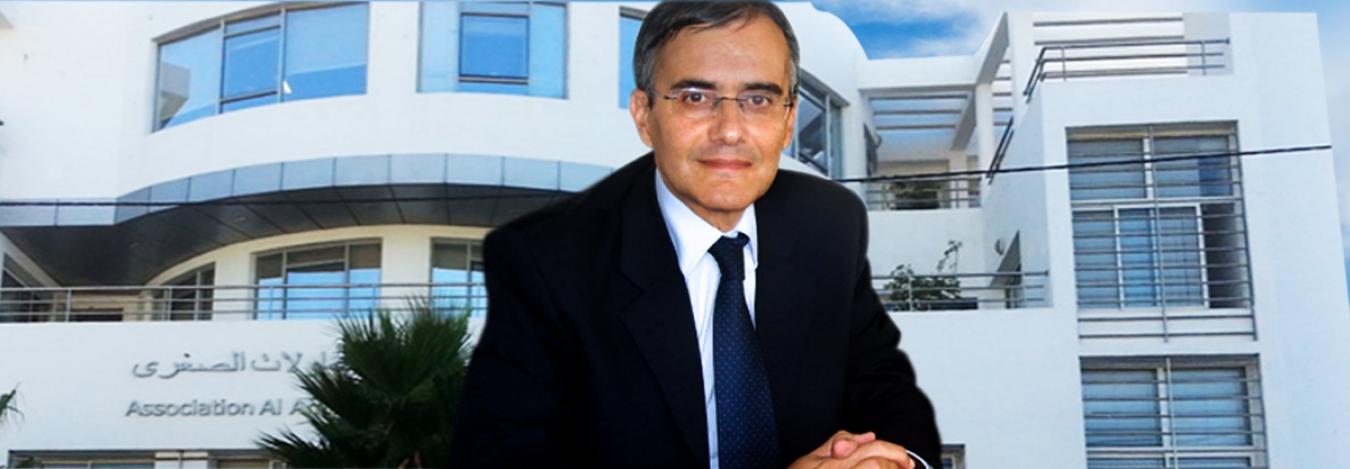 السيد يوسف بنشقرون، رئيس لمجلس إدارة شبكة سنابل