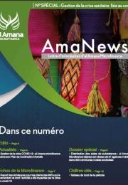 Amanews-Numéro spécial COVID 19