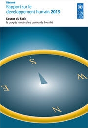 Rapport sur le développement humain 2013