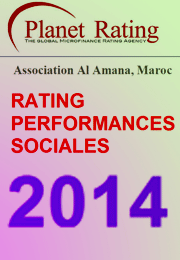 Planet Rating - Performances Sociales