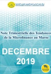 Tendances du secteur décembre 2019
