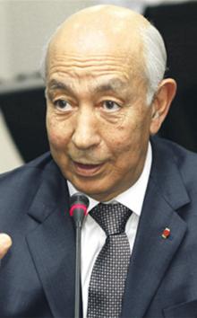 M. Driss Jettou