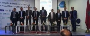 al Amana Microfinance prend part au Forum international des TPE